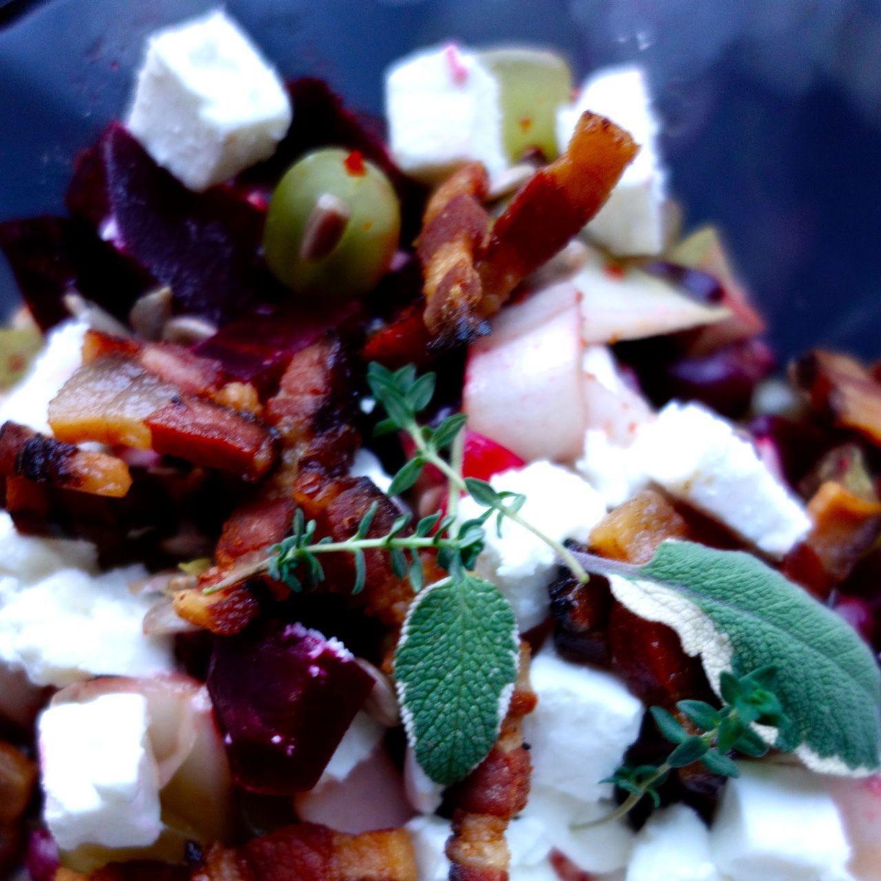 Kunterbunter Lukullus-Salat