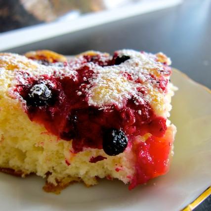 Sommer-Blechkuchen
