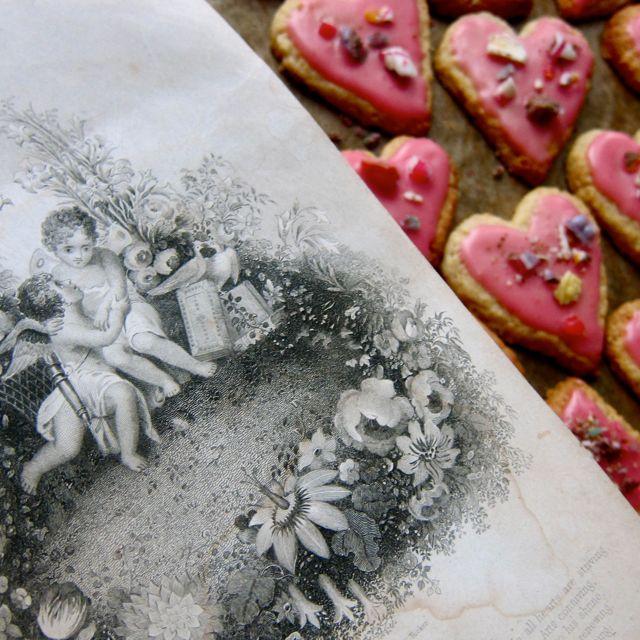Wiener Valentins-Herzen