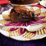 Baskischer Schokoladekuchen